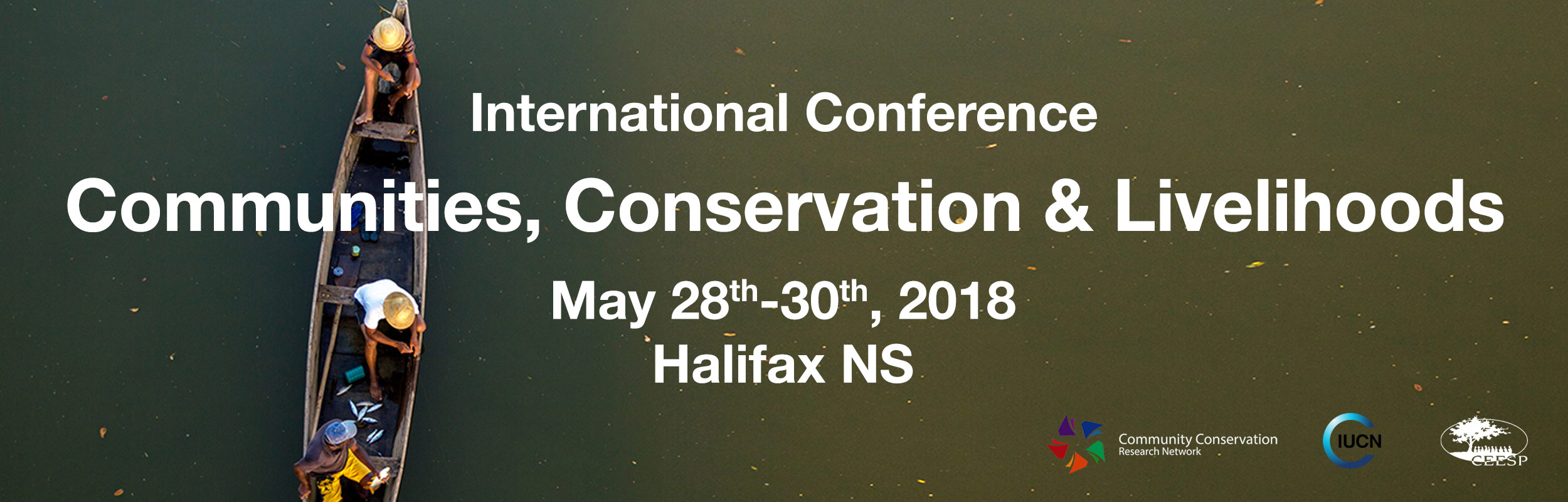 CCRN Conference in Halifax NS, May 2018