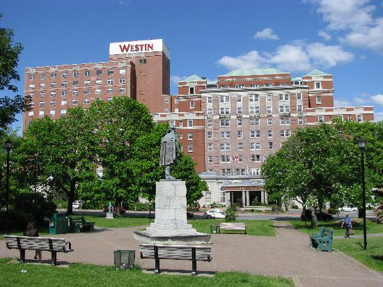 CCRN Conference Accommodation - The Westin NS
